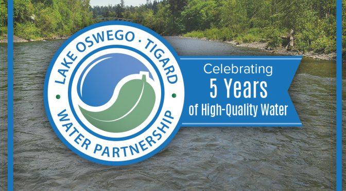 Celebrating a Successful Water Partnership